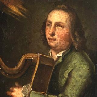 【生誕350周年】アイルランド最後の吟遊詩人ターロック・オキャロラン