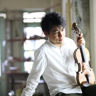 【私とケルト音楽】第十回:フィドル奏者 小松大さん 前編