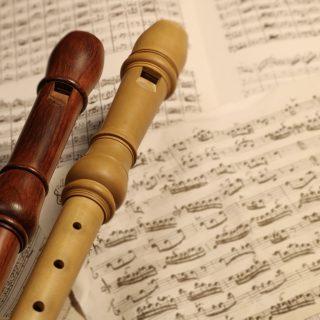 【新発売!リコーダー・アンサンブルで吹くアイリッシュと北欧音楽の楽譜】